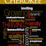 cherokee county chamber of commerce logo and link
