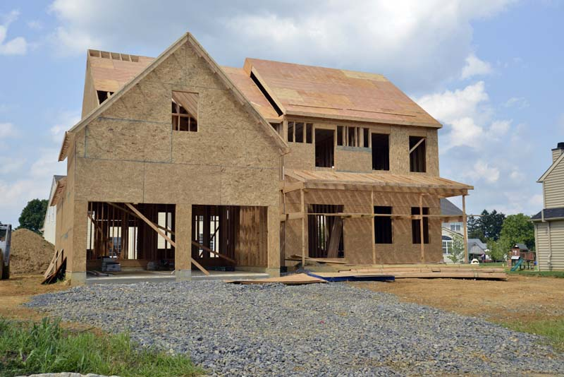 New Construction Brickmont Homes